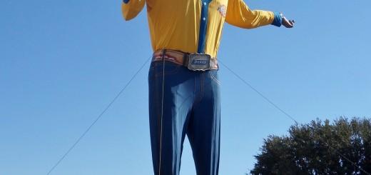 Big Tex!