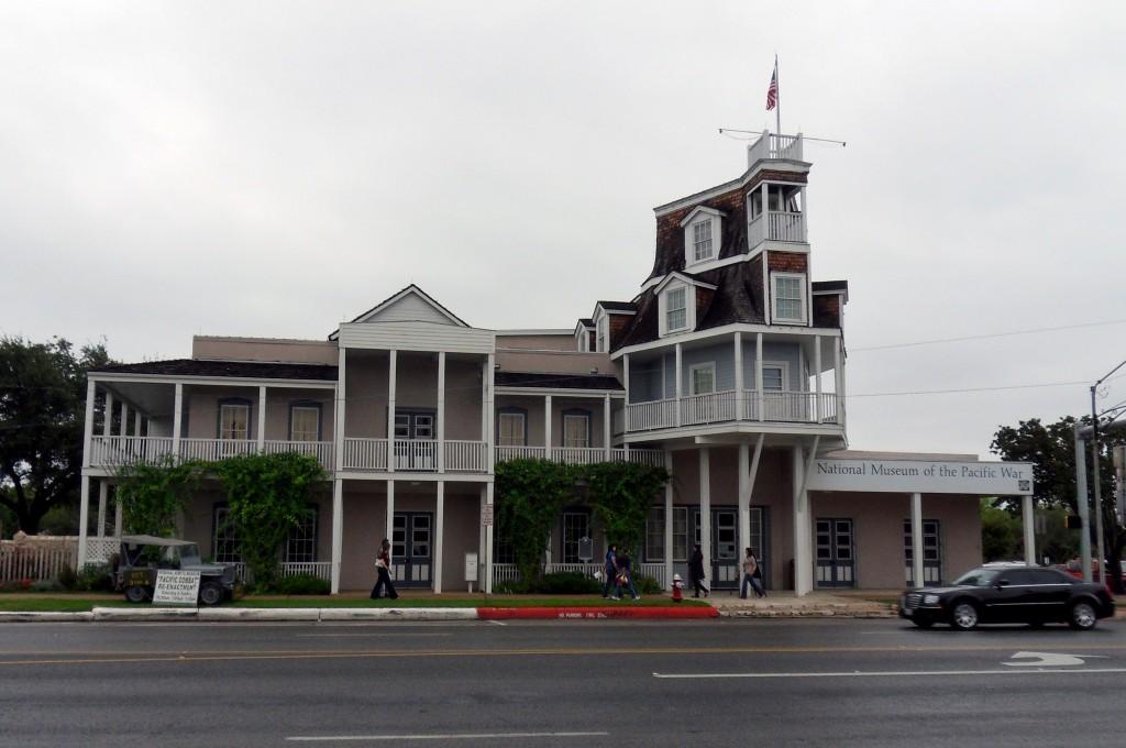 Admiral Nimitz Museum in Fredericksburg