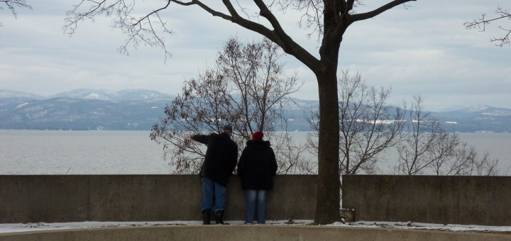 Lake Champlain Overlook