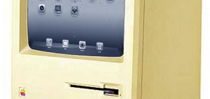 128k Mac Running iOS