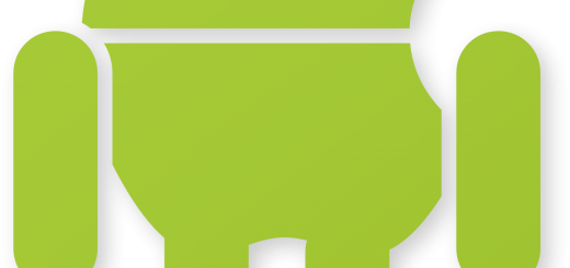 Android iPhone Hybrid Logo