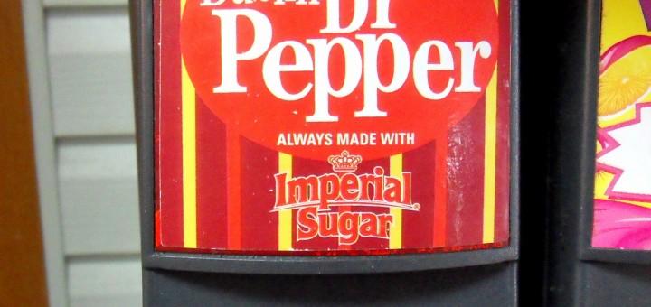 Dublin Dr Pepper on tap