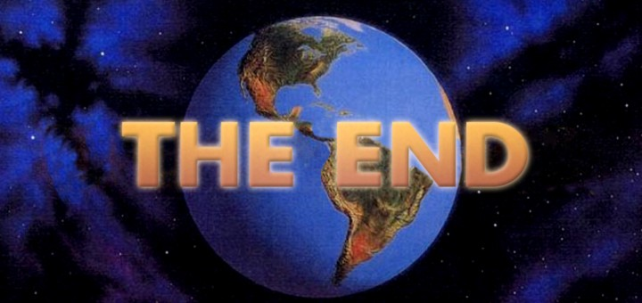 The End of the World Logo