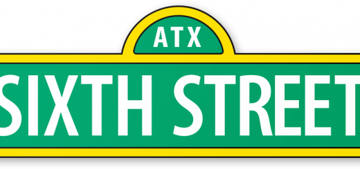 Sixth Street Sign