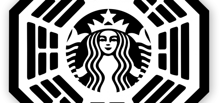 Dharbucks logo