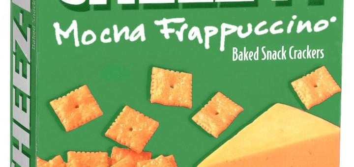 Mocha Frappuccino Cheez-It Crackers