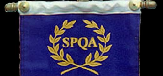 SPQA American Flag