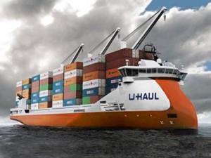 U-Haul Ship