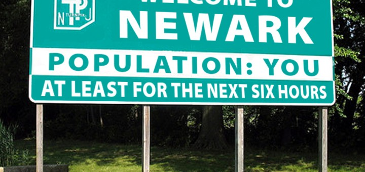 Welcome to Newark Sign