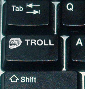 Caps Lock Troll Key