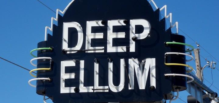 Deep Ellum sign