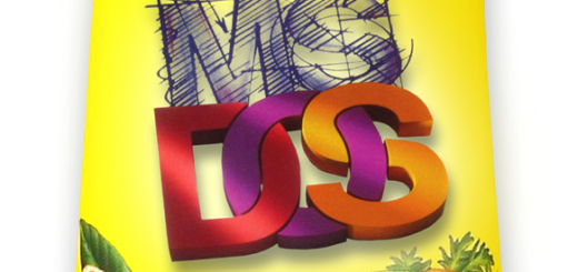 MS-DOS Spice Blend