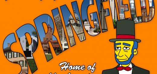 Springfield Postcard