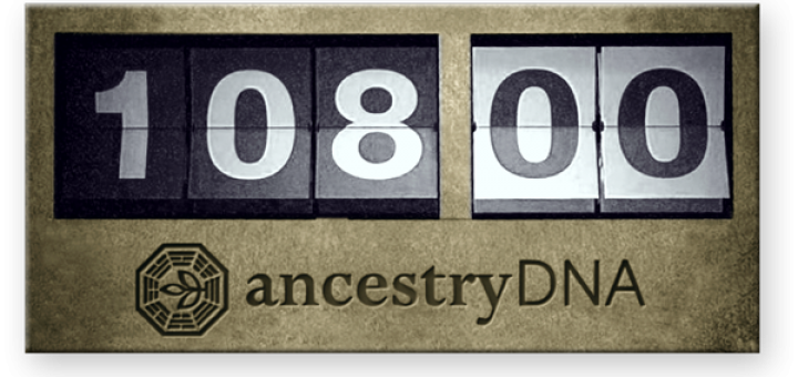 Ancestry DNA Dharma Timer