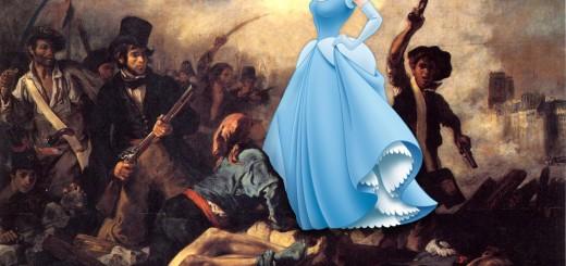 Cinderella Leading the People