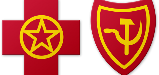 Socialized Health Care Logo