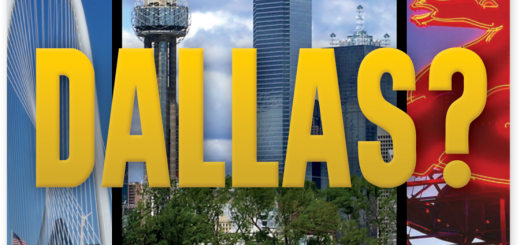 Dallas Logo with Question Mark