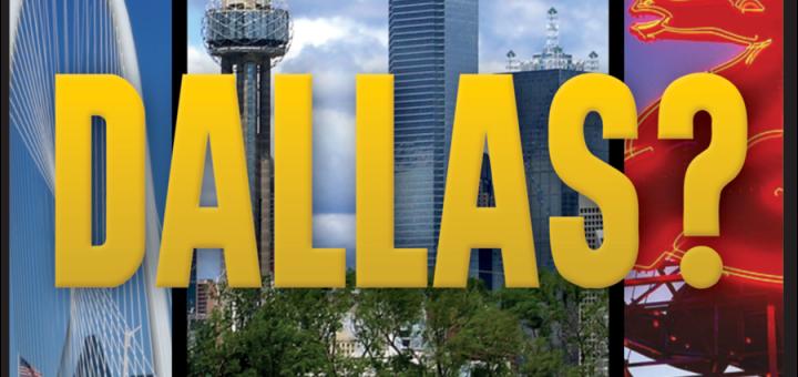 Dallas Logo with Question Mark