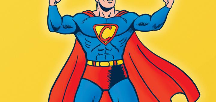 Comic Sans Comic Book Cover