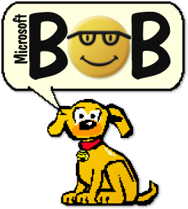 Rover from Microsoft Bob
