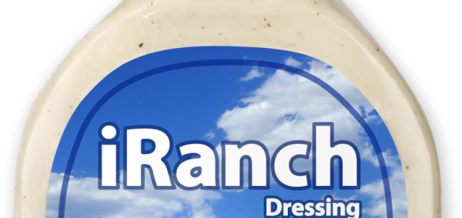 Apple iRanch Ranch Dressing