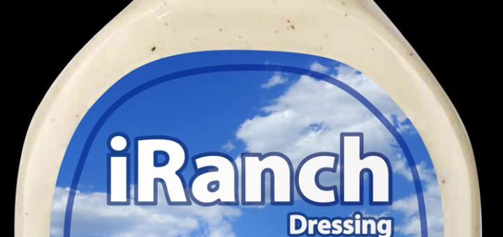 Apple iRanch Ranch Dressing