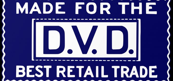 DVD BVD Underwear Tag