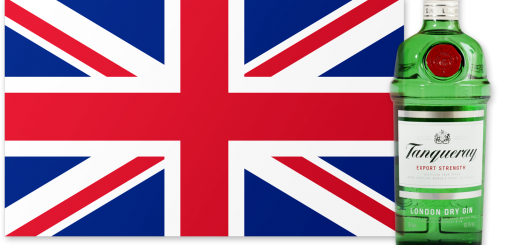 Union Jack with Gin
