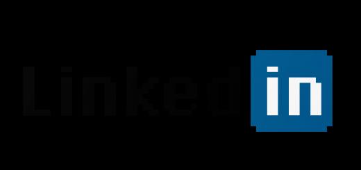 LinkedIn Logo in Chicago Font