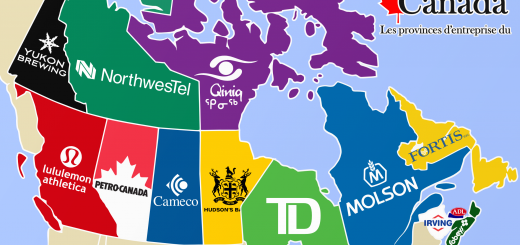 The Corporate Provinces of Canada