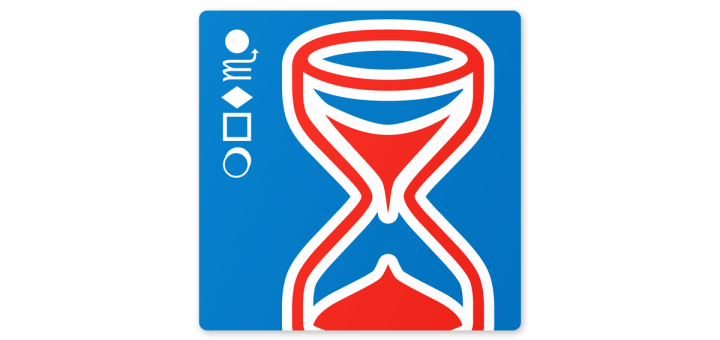 Motel 6 Logo in Wingdings