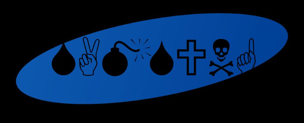 Samsung Logo in Wingdings