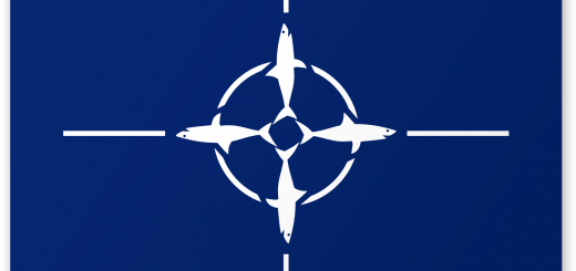 Shark NATO / Sharknado Flag