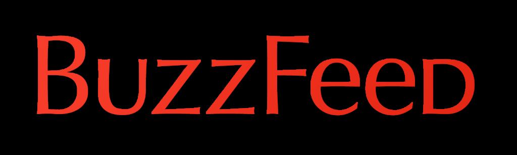 BuzzFeed Logo in Optima Font