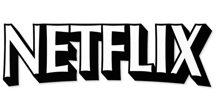 Netflix Logo in Optima Font