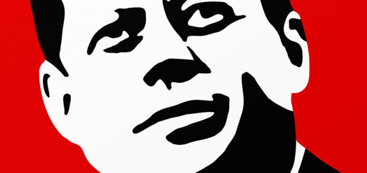 JFK Poster by Steve Lovelace