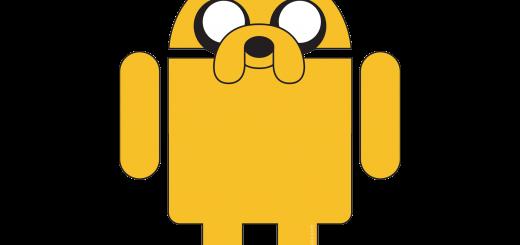 Jake the Dog Android logo