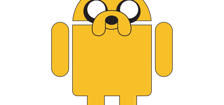 Jake the Dog Android logo