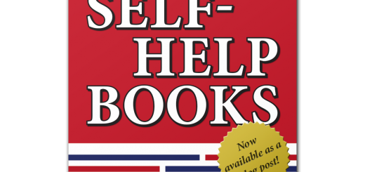 The Problem with Self-Help Books