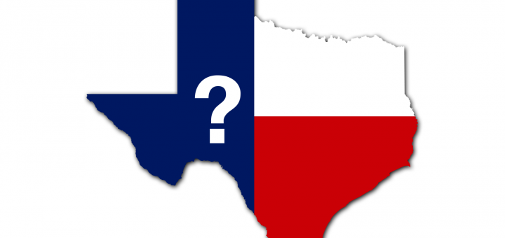Texan Question Mark