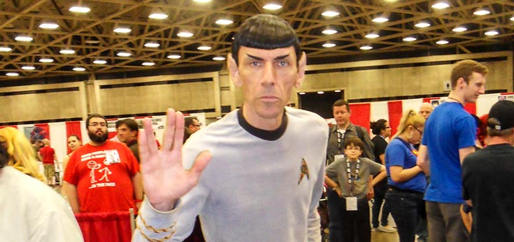 Spock Vegas