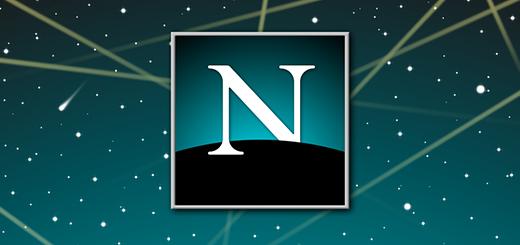 Netscape Navigator Loading Screen