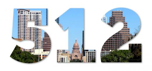 512 Austin Area Code