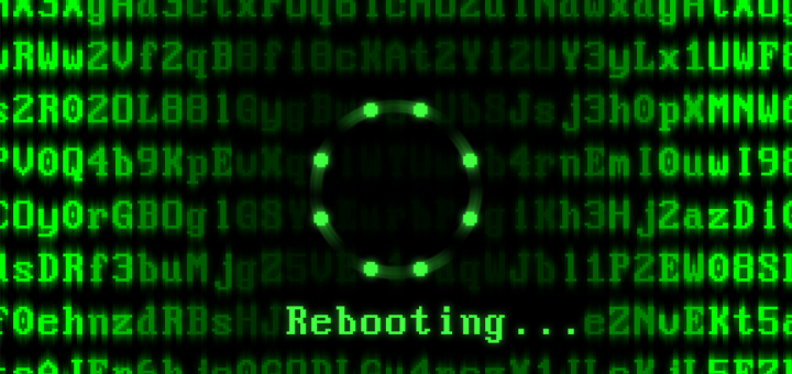 Matrix Rebooting