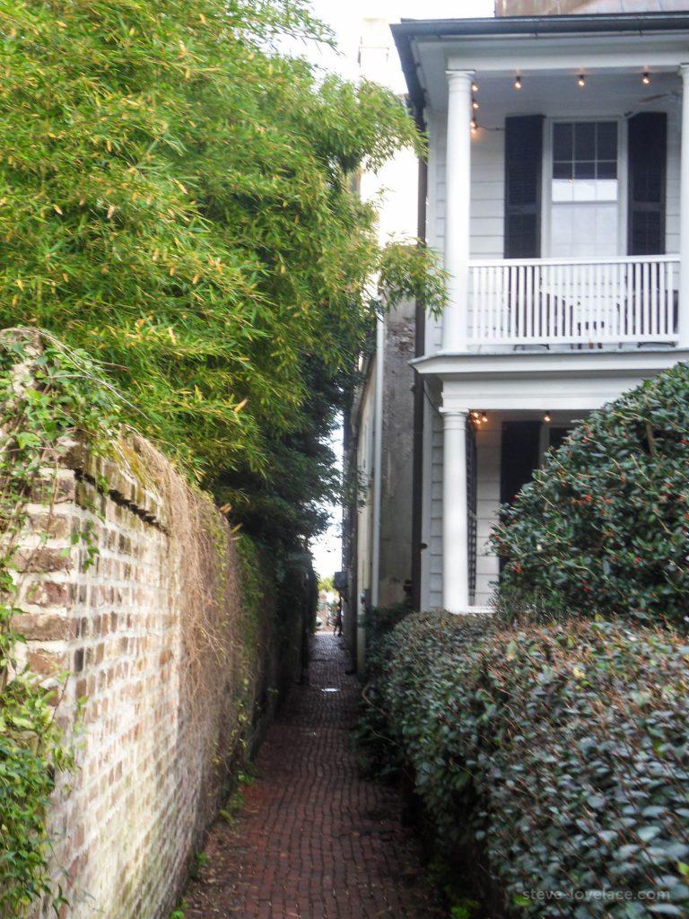 Charleston Alleys 10