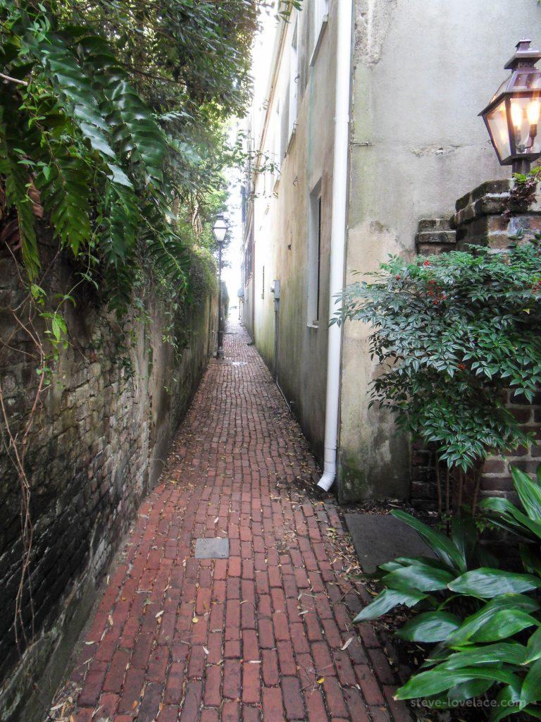 Charleston Alleys 12