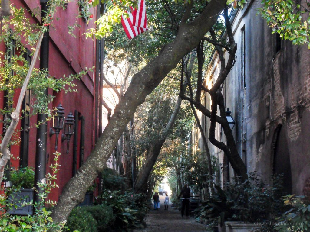 Charleston Alleys 13
