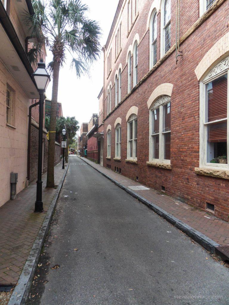 Charleston Alleys 14