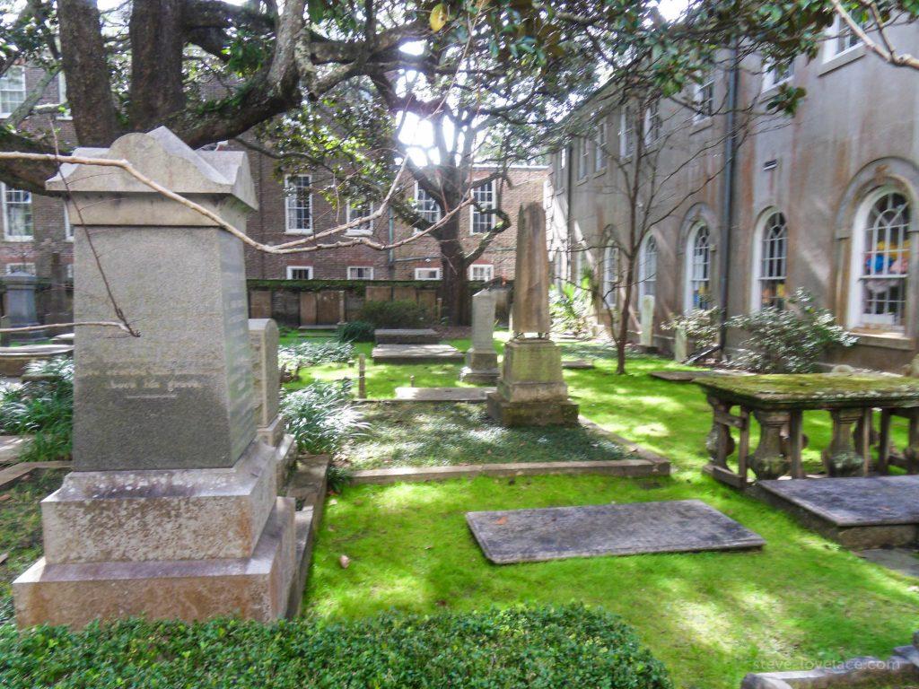 Charleston Cemeteries 01