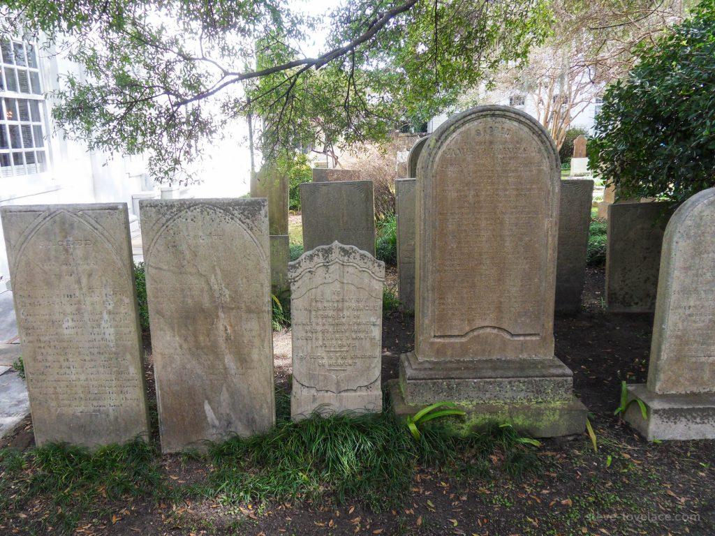 Charleston Cemeteries 02